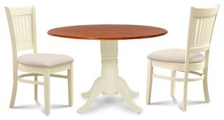 "42"" Burlington 3-Piece Dining Room Set"