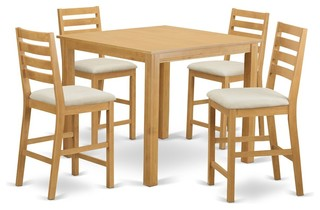 Sawyer Counter-Height Dining Table Set 5 Pieces