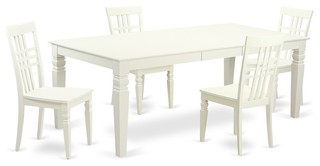 5-Piece Dining Room Set With A Table And 4 Dining Chairs
