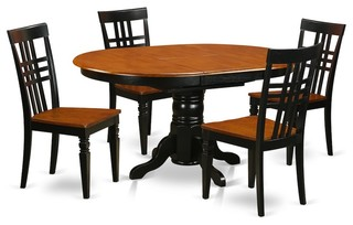 5-Piece Kitchen Tables And Chair Set