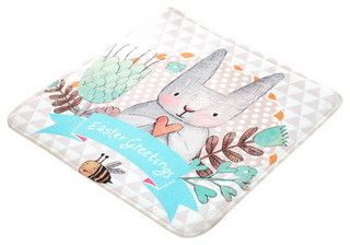 Fashion Cartoon Animal Cushion Love Rabbit