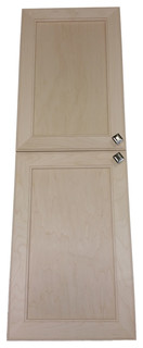 "Village SQ on the Wall Frameless 22/22 Pantry Medicine Cabinet 7.25""x47"""