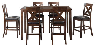 Picket House Furnishings Alexa 7-Piece Dining Set