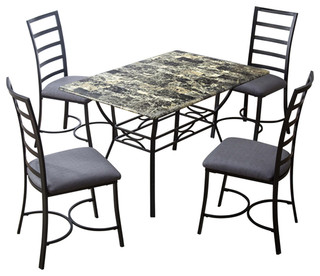 Bastian 5-Piece Dining Set