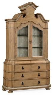 Jonathan Charles Display Cabinet William