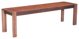 Judy Chestnut Wood Bench