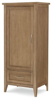 Rachael Ray Home Everyday Dining Pantry/Cabinet Nutmeg