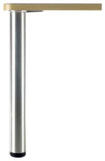 "Heidelberg Table Leg Set Chrome 27-3/4""H"