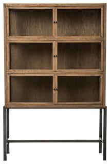 Wallace Curio Cabinet