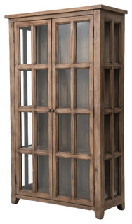 Broden Display Cabinet
