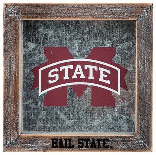 MSS Hail State Logo Table Top