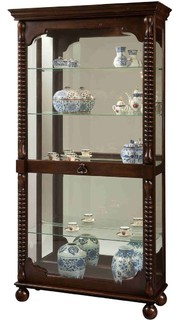 Howard Miller Canyon Display Cabinet