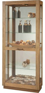 Howard Miller Marsh Bay Display Cabinet