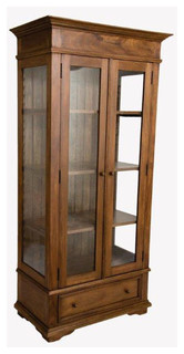 Display / China Cabinet -Reclaimed Wood