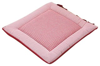 Sponge Chair Mats Cushion Office/ Mat Dining Cushions Red