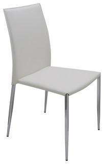 Eisner Dining Chair White