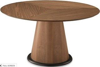 Palio Dining Table With Round Glass Top