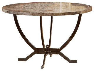 Hillsdale Furniture Monaco Round Dining Table