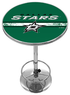 NHL Chrome Pub Table Dallas Stars