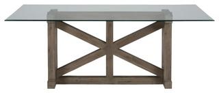 Hampton Sandblasted Table