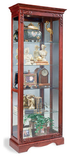 Philip Reinisch Co. Lighthouse Andante Curio Cabinet