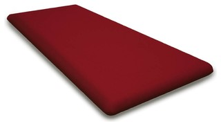 "43.5"" Seat Cushion Logo Red"