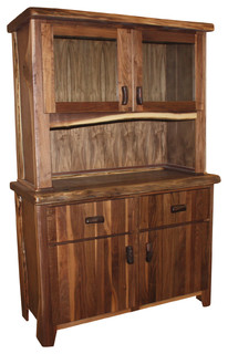 Walnut Hutch