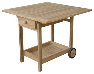 Danica Serving Table and Trolley