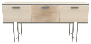 Amboan 3-Cabinet Sideboard