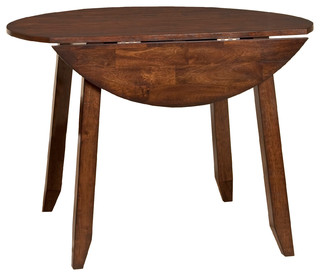 Imagio Home Kona 42 With 2-8.5 Drop Leaf Dining Table