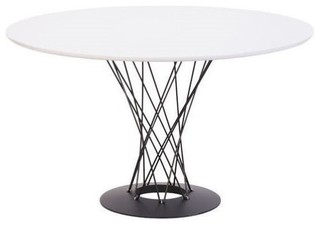 Brika Home Dining Table White