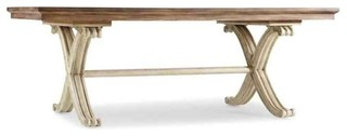 Claude Rectangle Dining Table Dune and Amber Sands