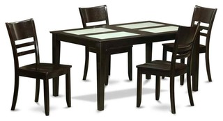 5-Piece Wooden Dining Set