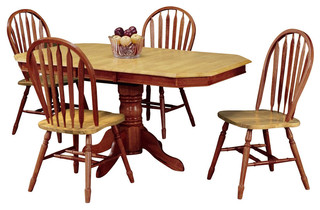 5-Piece Extension Table Set