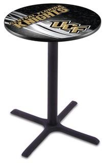 "Cross Bar UCF Golden Knights Pub Table 36""x42"""