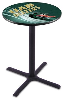 "Cross Bar UAB Blazers Pub Table 28""x36"""