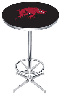 Arkansas Razorbacks Pub Table