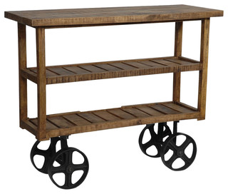 Autumn Elle Designs Walton Industrial Cart