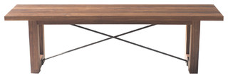 Walnut Bench 0317