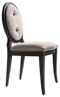 Carabassi Clara 787 Chairs With 2 Buttons Set of 2