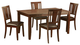 Dudl5-Mah-Lc Dudley Dining Set