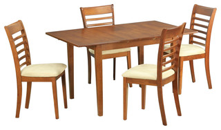 Mila5-Sbr-C Milan Dining Set