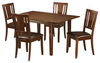 Mldu5-Mah-Lc Milan Dining Set