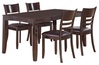 Lyfd5-Cap-Lc Lynfield Dining Set