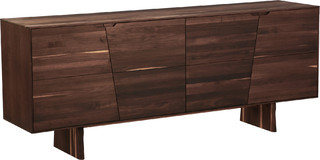 Powell Sideboard Brown