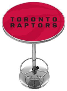 NBA Chrome Pub Table Fade Toronto Raptors