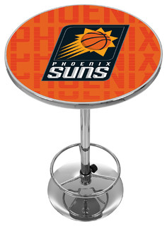 NBA Chrome Pub Table City Phoenix Suns