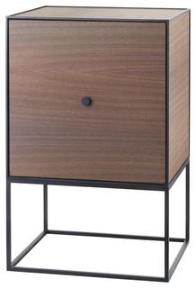 Frame 49 Sideboard With Shelf Smoked Oak