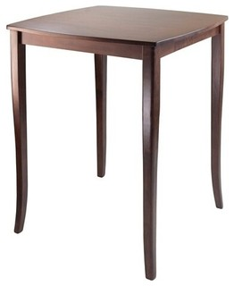 Inglewood High Table Curved Top