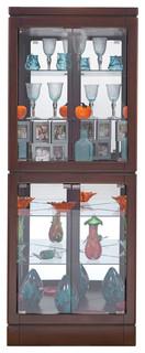 Philip Reinisch Breckenridge I Corner Curio Cabinet